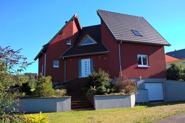 maison près de colmar