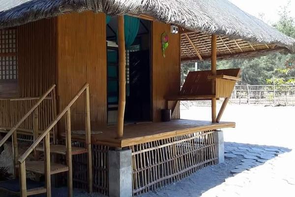 sunny side up beach kubo resort